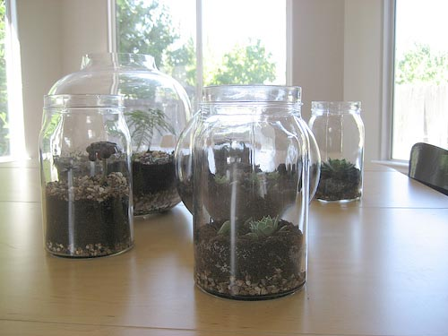 Wedding Gift Ideas For Runners : Glass Jar Crafts: Something for Everyone!