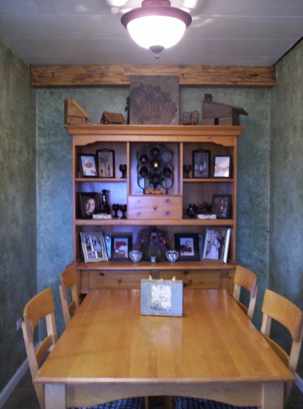 Paint Over Wood Paneling Walls: How-to: DIY Texture Paint Over Paneling