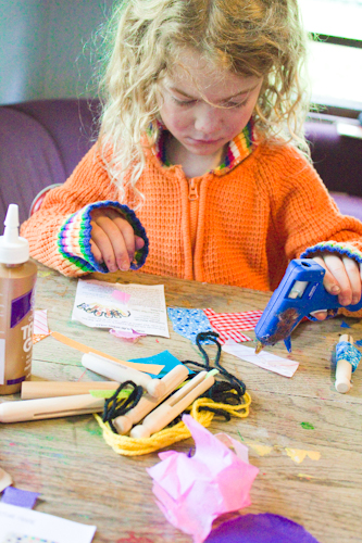 worry doll craft kit from Green Kid Crafts