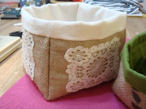 DIY: Natural Fabric Stiffeners