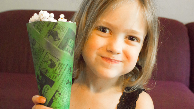 National Popcorn Day crafts