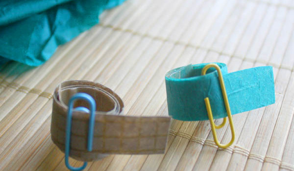 15 Upcycled Washi Tape Crafts