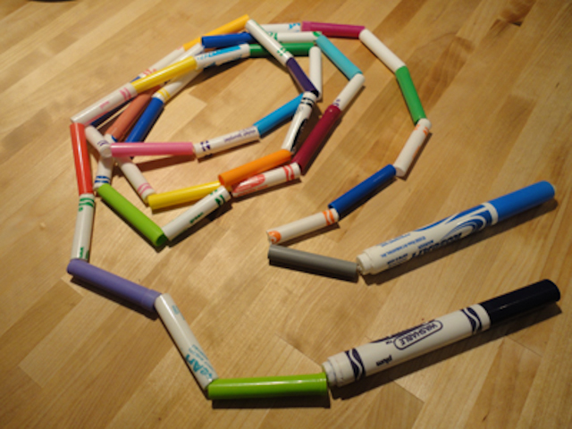 5 Clever Ways to Reuse Recycle Markers and Pens