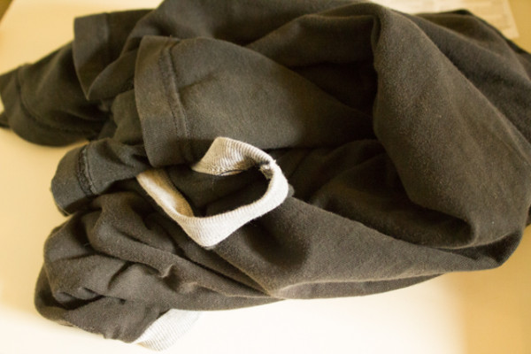 How to Refresh Black Clothing with Fabric Dye