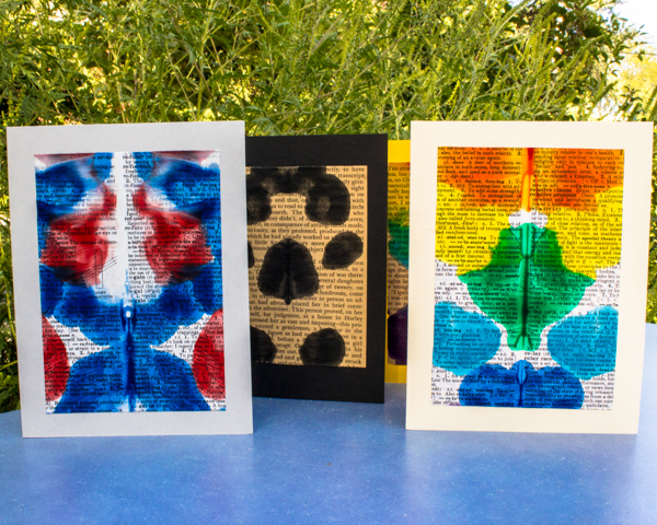 Upcycled Greeting Cards