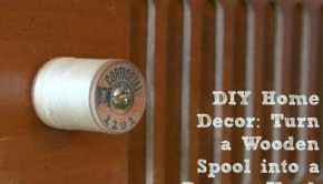 20 DIY Drawer Knob Makeovers