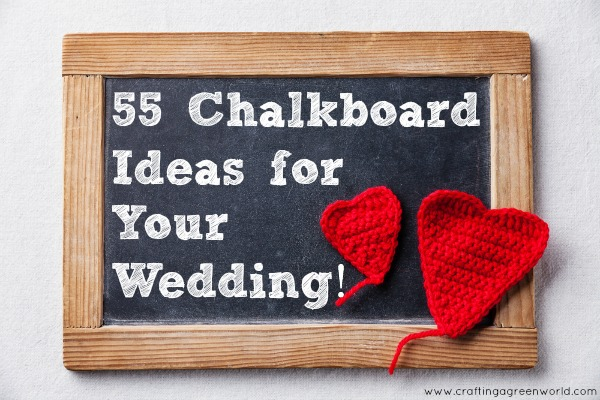 Diy wedding 55 chalkboard ideas for your wedding for Ideas for your wedding