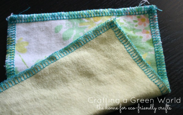 Homemade Cleaning Supplies: Cleaning Wipes