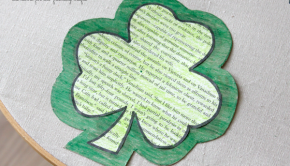 St. Patrick's Day Projects: Shamrock Crafts
