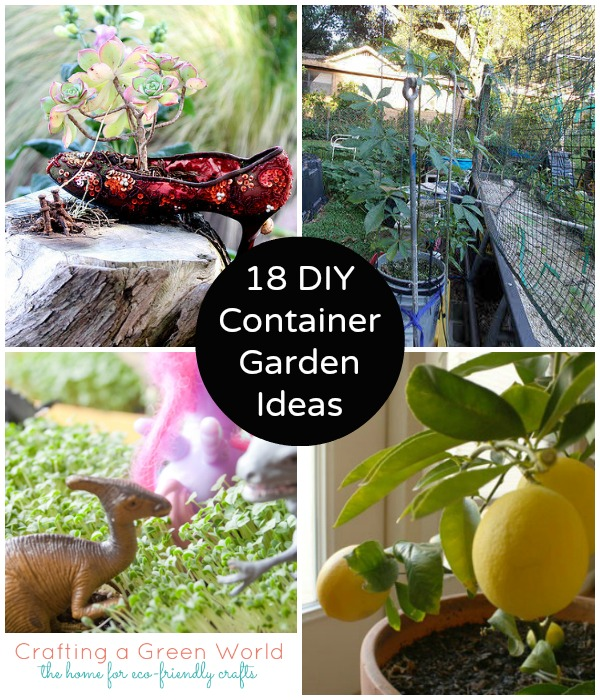 Mother S Day Container Garden Ideas: 18 Container Garden Ideas (and How To Keep Your Plants Alive