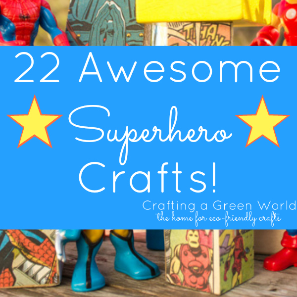 superhero party craft ideas 22 awesome crafts 5529