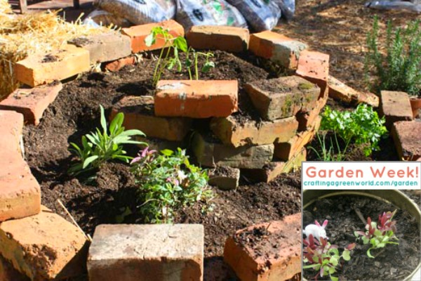 How to Build an Herb Spiral