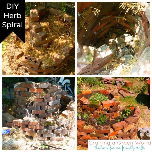 8 Garden Guides for Your Spring Garden: Herb Spiral