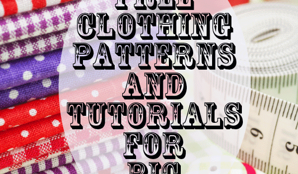 Crafts for Kids: Free Clothing Sewing Patterns