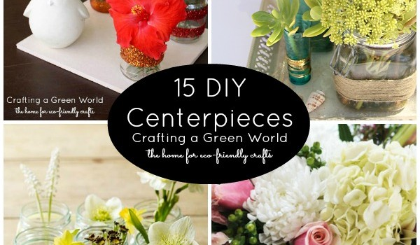 15 Centerpiece Ideas for Your Next Fancy To-Do