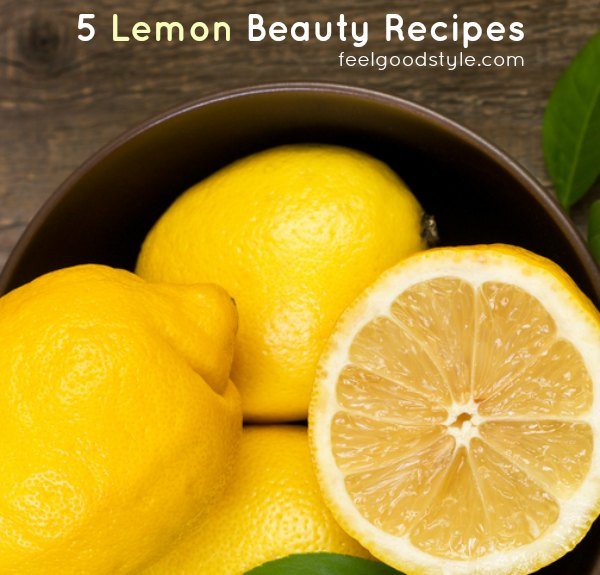 DIY Beauty  from Kitchen Ingredients