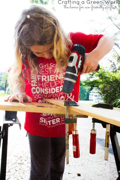 Kid-Built Stomp Catapult
