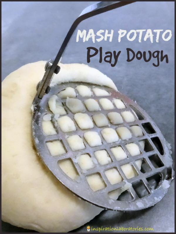 8+ Edible Play Dough Recipes