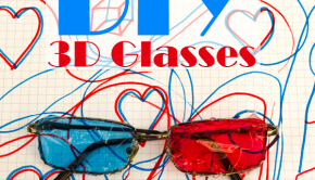 DIY 3D Glasses