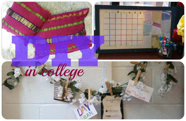 dorm decorating ideas to make your room your own