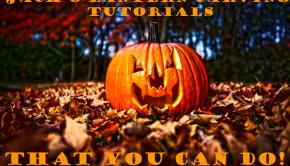 Jack-o-lantern carving tutorials