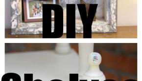 8 Upcycled DIY Shelves for Vertical Storage