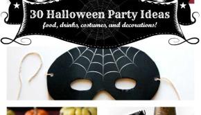 30 Halloween Party Ideas