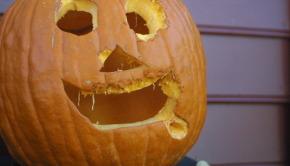 Halloween Nature Crafts