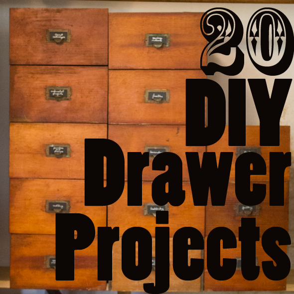 20 Diy Drawer Projects Crafting A Green World