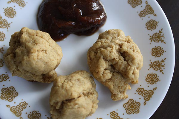 Thanksgiving Recipes: From-Scratch Olive Oil Drop Biscuits