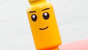 Lego Memory Jar