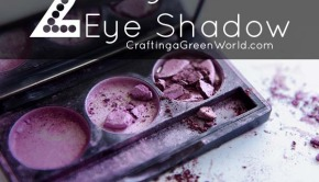 DIY Makeup: Fix that Broken Eye Shadow
