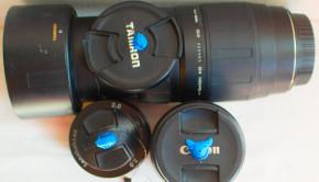 DIY Camera Lens Cap Leash