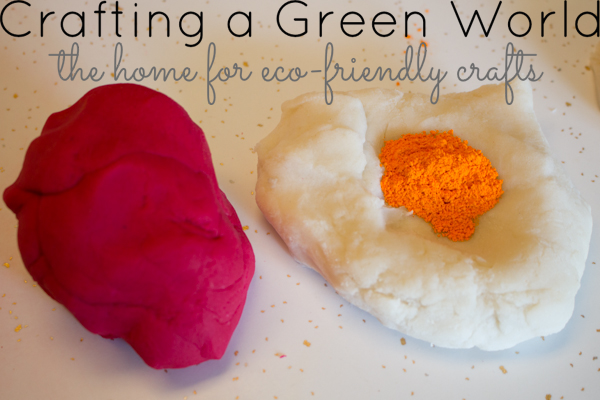 The Best Play Doh Recipe and How to Dye Homemade Play Dough