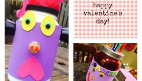 Recycled Crafts for Valentine's Day: Valentine Mailbox Craft