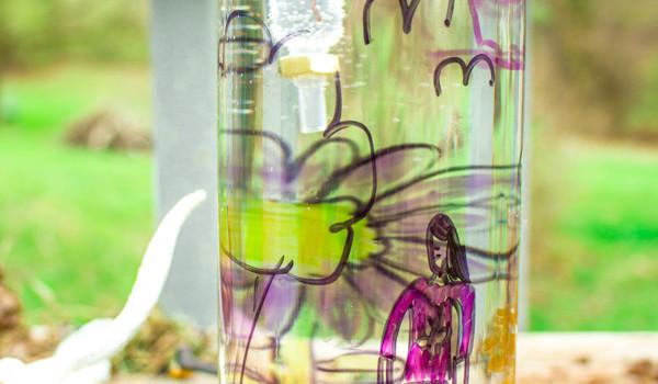 Soda Bottle Cartesian Diver
