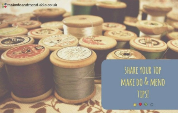Jen Gale: Make Do and Mend-able