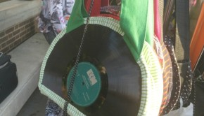 Heck yeah! We found purses made of vinyl records. Think that's cool? Wait until you meet the designer behind these totally rad retro crafts.
