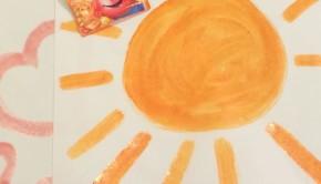 Homemade Kool-Aid Watercolor Paints