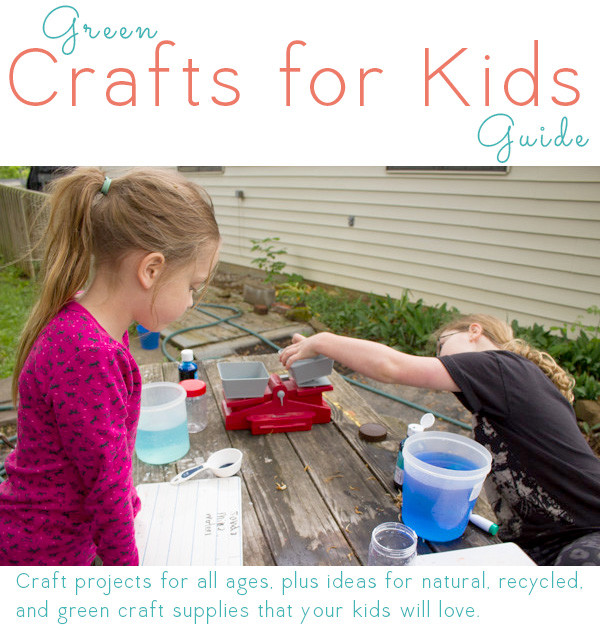 Whether you're trying to find some DIY ideas to entertain your toddler on a rainy day or want some easy crafts for kids that are a bit older, we've got you.