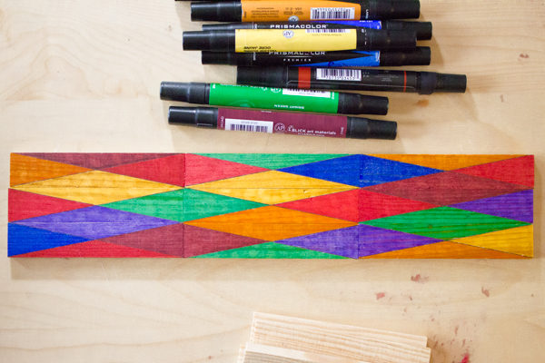 Turn an old set of building blocks into DIY puzzle blocks in three simple steps. Then watch your kids be occupied for HOURS.