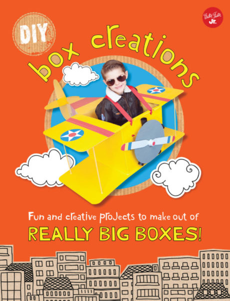 DIY Box Creations for Big Boxes