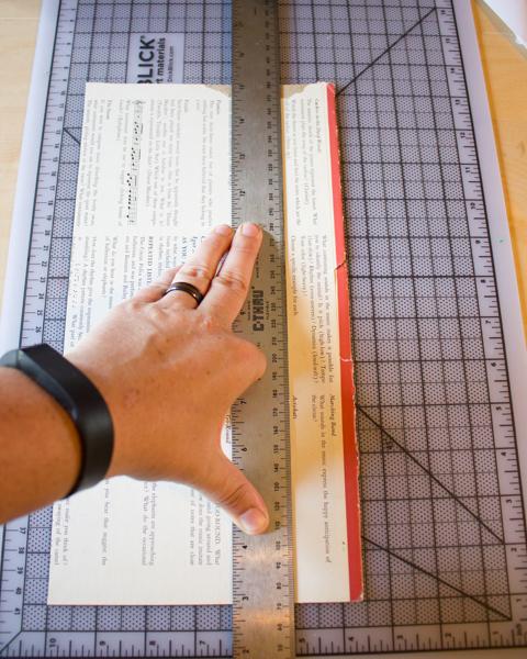 Craft Knife Safety