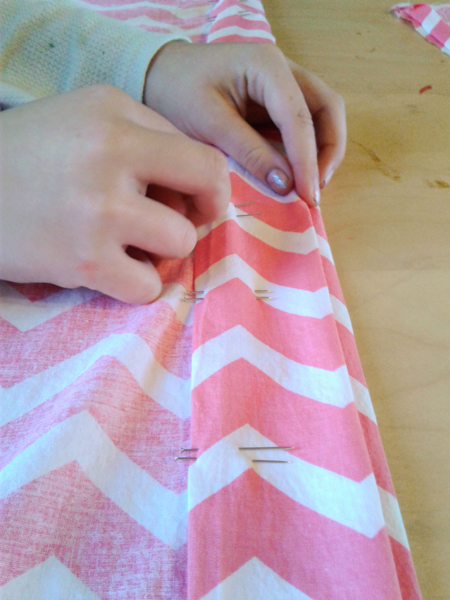 Make Two Matching Skirts from Two Yards of Fabric