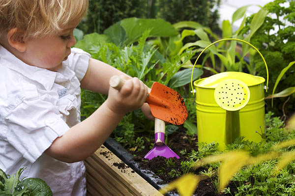 The garden is a place for growing flowers, chasing butterflies...and preschooler math games. Start planning now for a spring and summer full of learning!