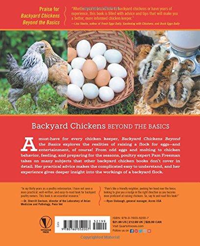 Backyard Chickens: Beyond the Basics