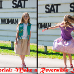How to Make a Reversible Skirt