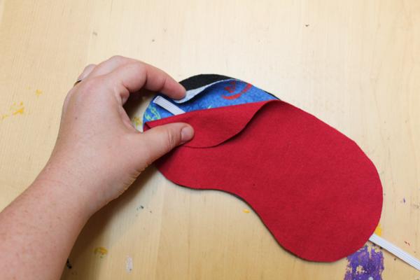How to Sew a Sleep Mask